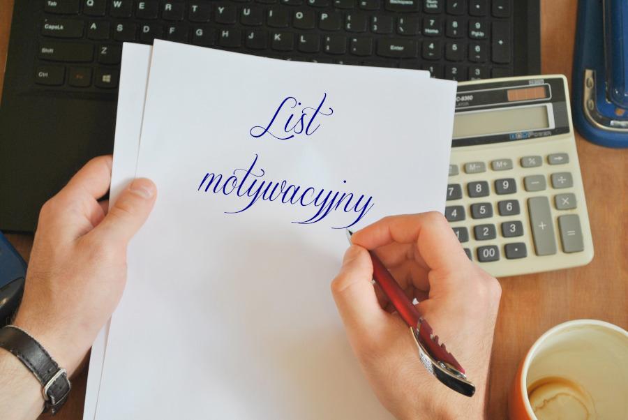 List motywacyjny do pracy – jak powinien wyglądać?